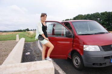 Strasbourg, Metz, Paris – hitchhiking in France 1/6