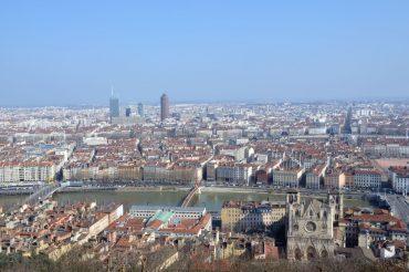 vive la France! Lyon