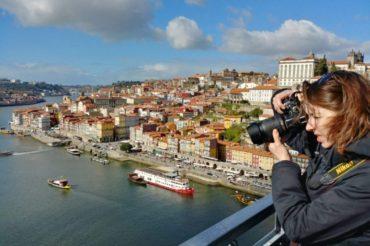 drinking Porto in Porto