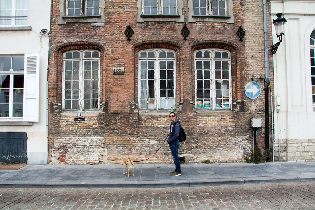 One day in Brugge - Paulina from Poland blog