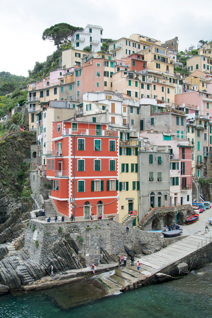 One day in Cinque Terre - Paulina from Poland blog